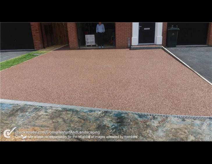 Driveways Doncaster Don Valley Turf Are Your Local